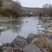 Link River, below Link Dam
