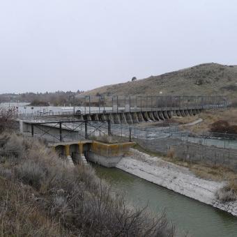 Link Dam